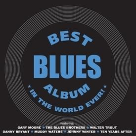 Best Blues Album cover Discography blues artists