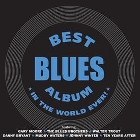 Best Blues Album cover Discography blues artists